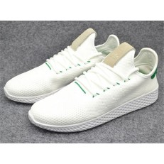 ADIDAS PW TENNIS HU WHITE GREEN BY2671