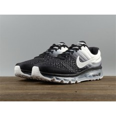 NIKE AIR MAX2017 BLACK WHITE 849559-010