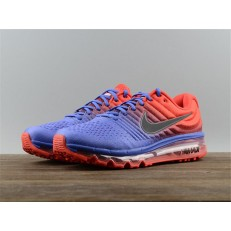 NIKE AIR MAX2017 PURPLE RED 849559-402