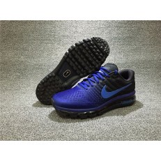 NIKE AIR MAX2017 ROYAL BLUE BLACK 849559-401