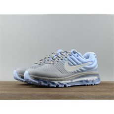 NIKE W AIR MAX2017 DUST WHITE ALUMINUM 849550-002