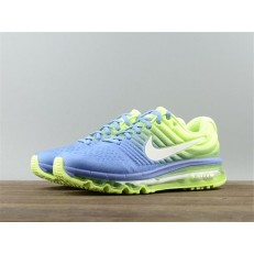 NIKE W AIR MAX2017 POLAR WHITE GREEN 849560-400