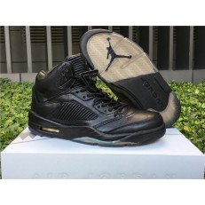 AIR JORDAN 5 RETRO PREMIUM PINNACLE BLACK