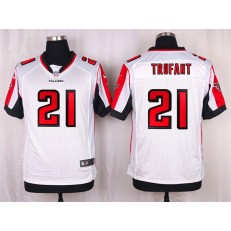 Atlanta Falcons #21 Desmond Trufant Elite White Nike NFL Jersey
