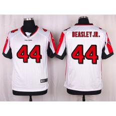 Atlanta Falcons #44 Vic Beasley Elite White Nike NFL Jersey