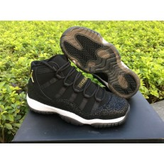 AIR JORDAN 11 RETRO (GS) PRM HEIRESS BLACK STINGRAY