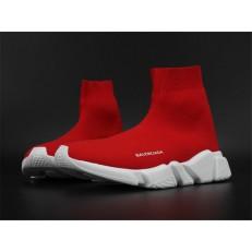 BALENCIAGA STRETCH MESH HIGH TOP SNEAKER RED 454488-W05G0-1000