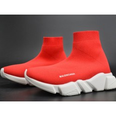 BALENCIAGA STRETCH MESH HIGH TOP SNEAKER RED KIDS 454488-W05G0-1000
