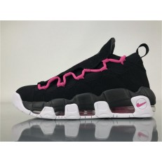 NIKE AIR MORE MONEY 96 QS BLACK PINK AJ7383-001