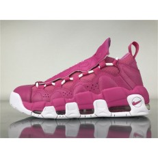 NIKE AIR MORE MONEY 96 QS BREAST CANCER AJ7383-600