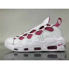 NIKE AIR MORE MONEY 96 QS WHITE PINK AJ7383-100