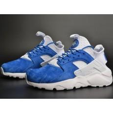 NIKEID AIR HUARACHE RUN BLUE WHITE 829669-663