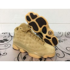 AIR JORDAN 13 RETRO HI WHEAT 414571-705