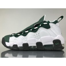 NIKE AIR MORE MONEY QS WHITE GREEN AJ7383-013