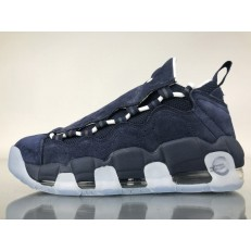 NIKE WMNS AIR MORE MONEY QS FRENCH EURO DK BLUE WHITE AJ7383-400