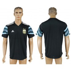 Argentina Away 2018 FIFA World Cup Thailand Soccer Jersey