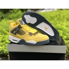 AIR JORDAN 4 RETRO LS LIGHTNING 314254-702