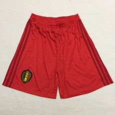Belgium Home 2018 FIFA World Cup Thailand Soccer Shorts