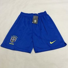 Brazil Home 2018 FIFA World Cup Thailand Soccer Shorts