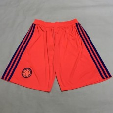 Colombia Away 2018 FIFA World Cup Thailand Soccer Shorts