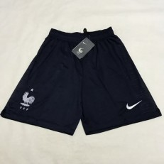 France Away 2018 FIFA World Cup Thailand Soccer Shorts
