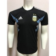 ARGENTINA AWAY 2018 FIFA WORLD CUP PLAYER VERSION SOCCER JERSEY