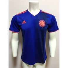 COLOMBIA AWAY 2018 FIFA WORLD CUP THAILAND SOCCER JERSEY