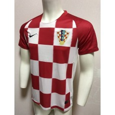 CROATIA HOME 2018 FIFA WORLD CUP THAILAND SOCCER JERSEY