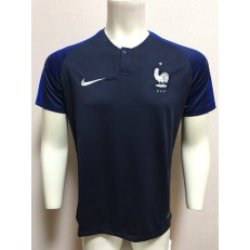 FRANCE HOME 2018 FIFA WORLD CUP THAILAND SOCCER JERSEY