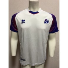ICELAND AWAY 2018 FIFA WORLD CUP THAILAND SOCCER JERSEY