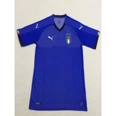 ITALY HOME 2018 FIFA WORLD CUP THAILAND SOCCER JERSEY