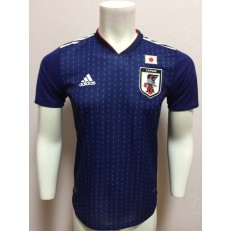 JAPAN HOME 2018 FIFA WORLD CUP PLAYER VERSION SOCCER JERSEY