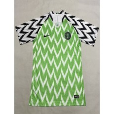 NIGERIA HOME 2018 FIFA WORLD CUP THAILAND SOCCER JERSEY
