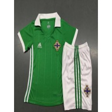 NORTHERN IRELAND HOME YOUTH 2018 FIFA WORLD CUP THAILAND SOCCER JERSEY