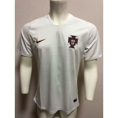 PORTUGAL AWAY 2018 FIFA WORLD CUP THAILAND SOCCER JERSEY