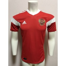 RUSSIA HOME 2018 FIFA WORLD CUP PLAYER VERSION SOCCER JERSEY