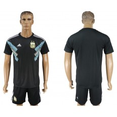 Argentina Away 2018 FIFA World Cup Soccer Jersey