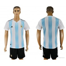 Argentina Home 2018 FIFA World Cup Soccer Jersey