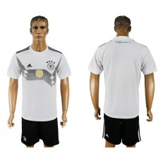 Germany Home 2018 FIFA World Cup Soccer Jersey