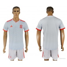 Spain Away 2018 FIFA World Cup Soccer Jersey