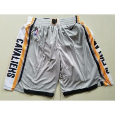 Cleveland Cavaliers Gray City Edition Nike Swingman Shorts
