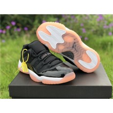 AIR JORDAN 11 LOW GS BLEACHED CORAL 580521-013