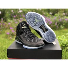 AIR JORDAN 32 BLACK CAT AH3348-003