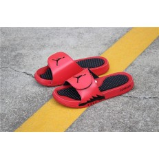 AIR JORDAN HYDRO 5 RED BLACK 555501-112