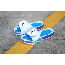 AIR JORDAN HYDRO 5 WHITE BLUE 555501-108