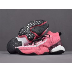 PW X ADIDAS CRAZY BYW W CHALK PINK WHITE CORE BLACK F97230