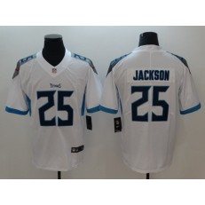 Tennessee Titans #25 Adoree' Jackson White New 2018 Vapor Untouchable Limited Nike NFL Men Jersey