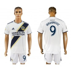 2018-19 Los Angeles Galaxy 9 IBRAHIMOVIC Home Soccer Men Jersey
