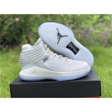 AIR JORDAN 32 PURE PLATINUM AH3348-007