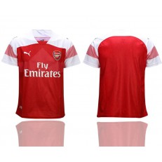 2018-19 Arsenal Home Thailand Soccer Men Jersey